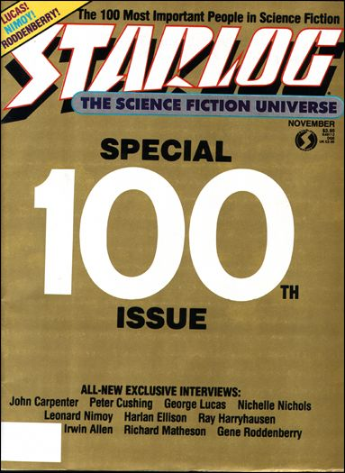 Starlog #100