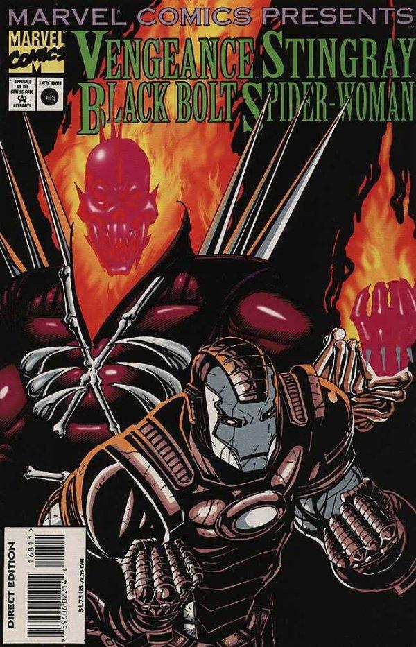 Marvel Comics Presents #168