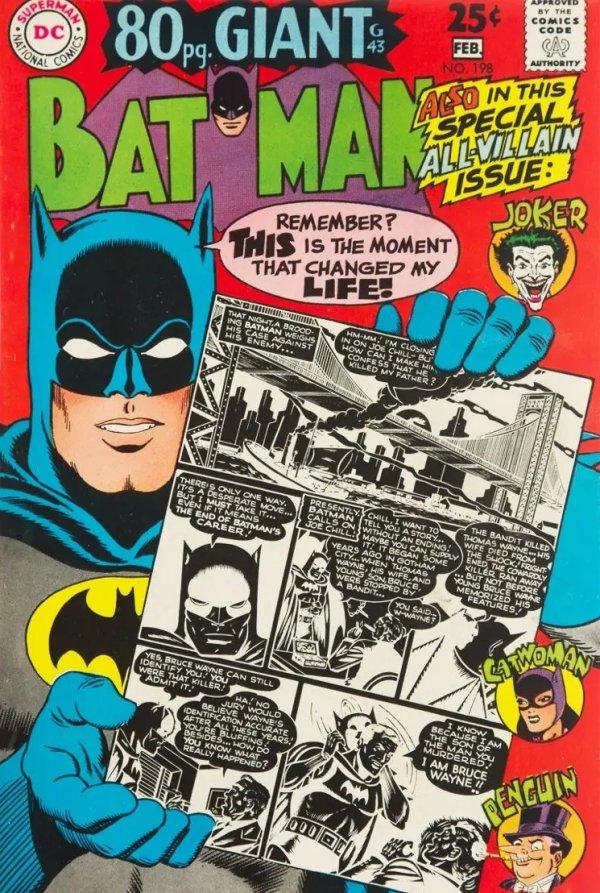 Batman #198