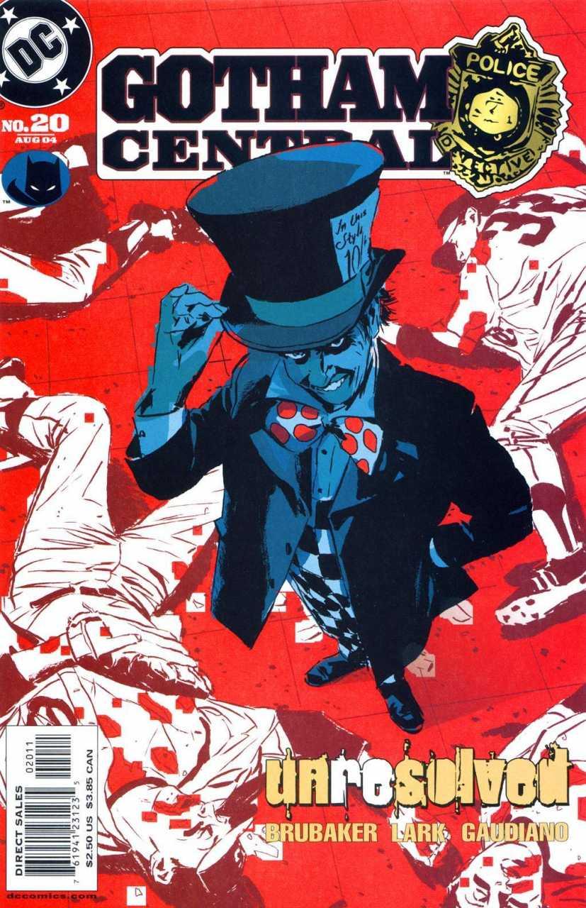 Gotham Central #20