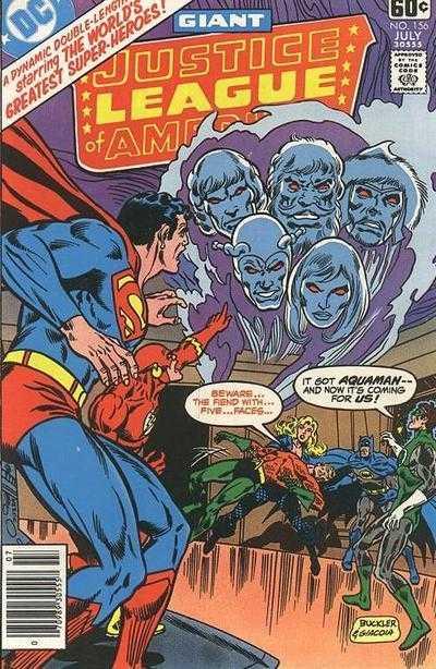 Justice League of America #156