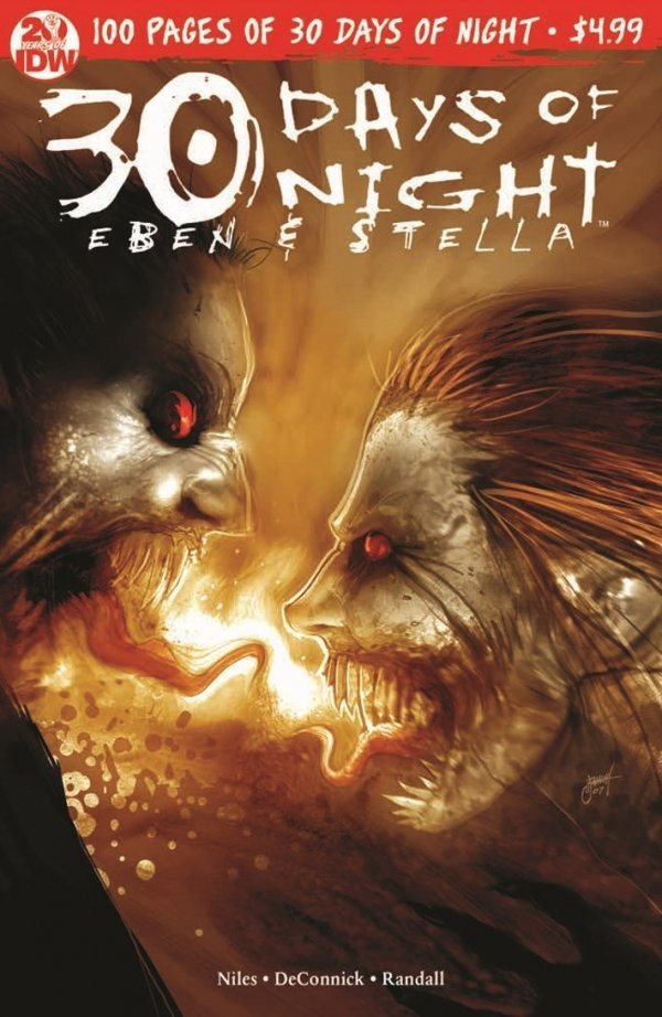 30 Days Of Night 100 Page Giant #1