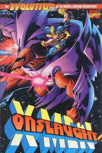 Onslaught: X-Men #1