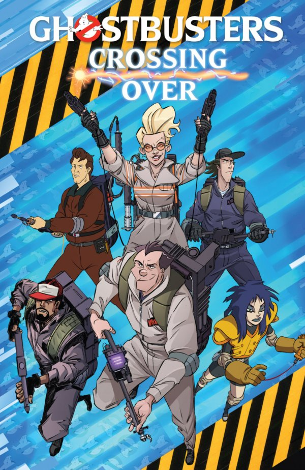 Ghostbusters: Crossing Over TPB