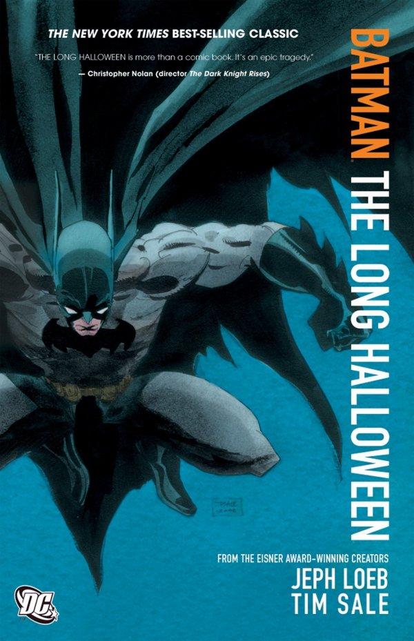 Batman: The Long Halloween TP Second Edition