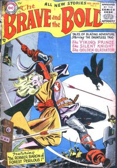 The Brave and the Bold #4