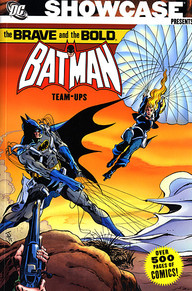 Showcase Presents: The Brave and the Bold: The Batman Team-Ups 2