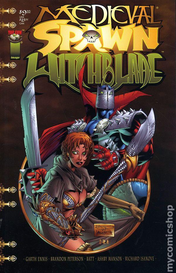 Medieval Spawn / Witchblade TP