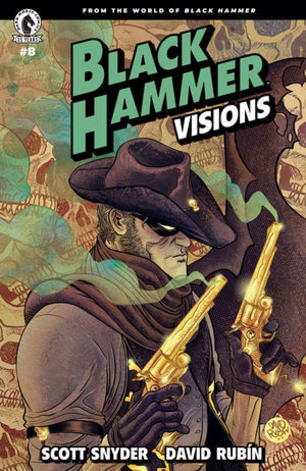 Black Hammer: Visions #8