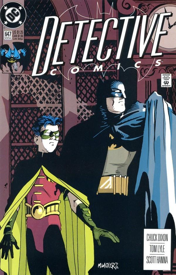 Detective Comics #647