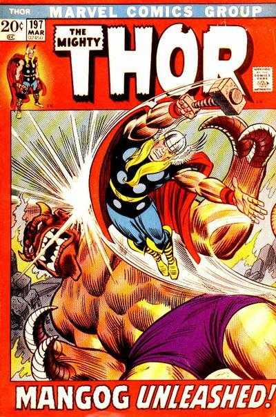 The Mighty Thor #197