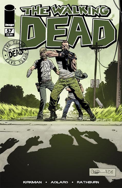 The Walking Dead #57