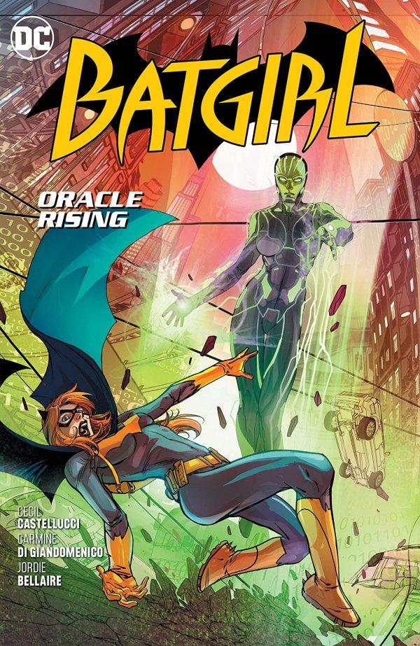 Batgirl Vol. 7: Oracle Rising TP
