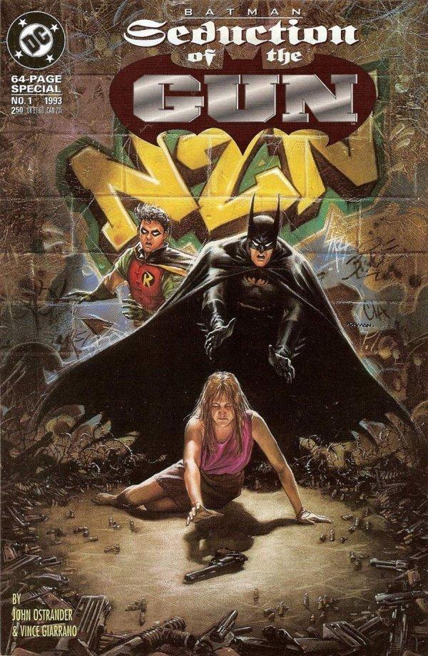 Batman: Seduction of the Gun #1