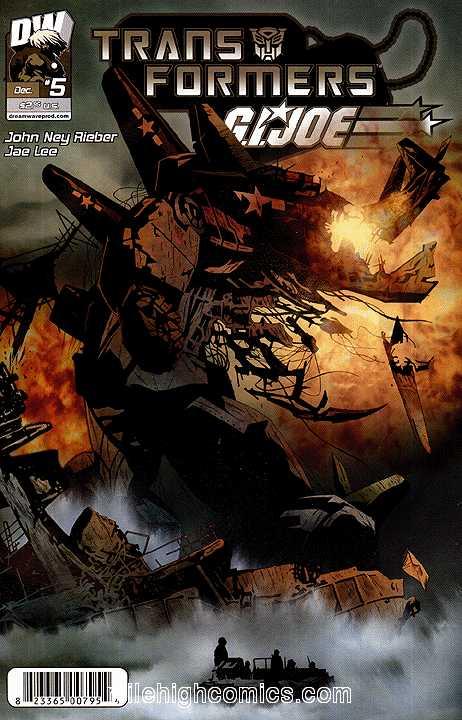 Transformers/G.I. Joe #5