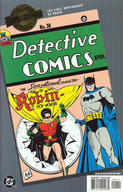 Millennium Edition: Detective Comics #38
