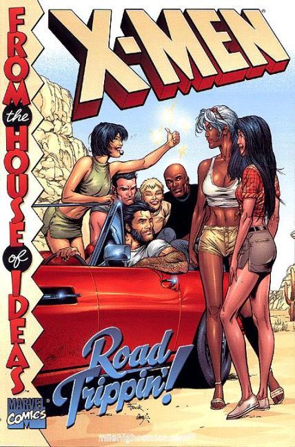 X-Men: Road Trippin'! TP