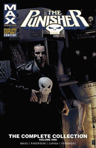 The Punisher MAX: The Complete Collection Vol. 1 TP