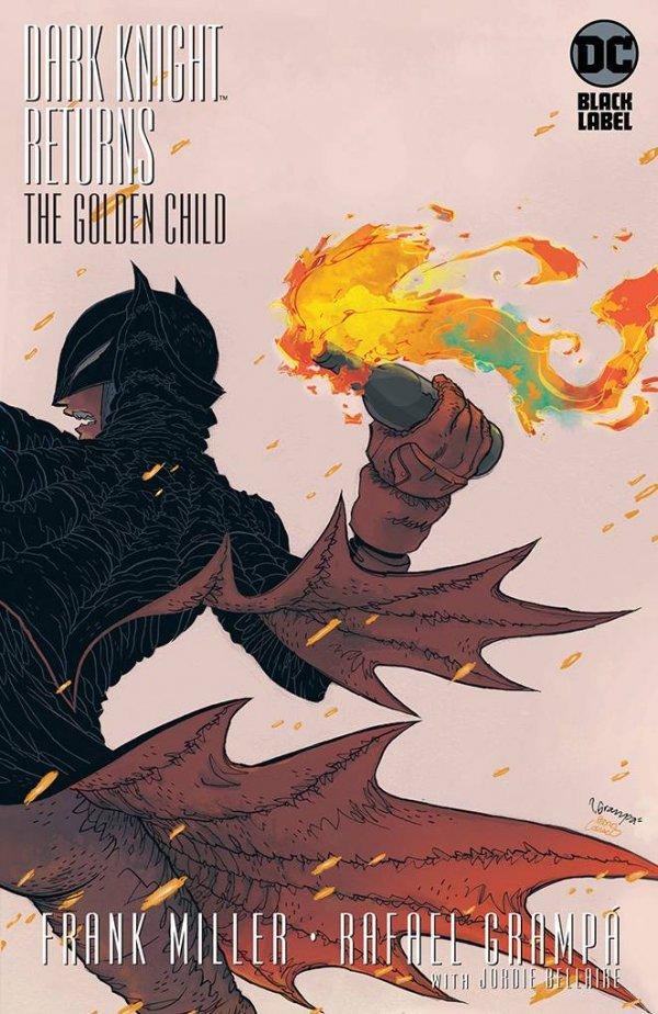 Dark Knight Returns: The Golden Child #1