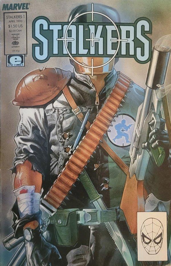 Stalkers #1