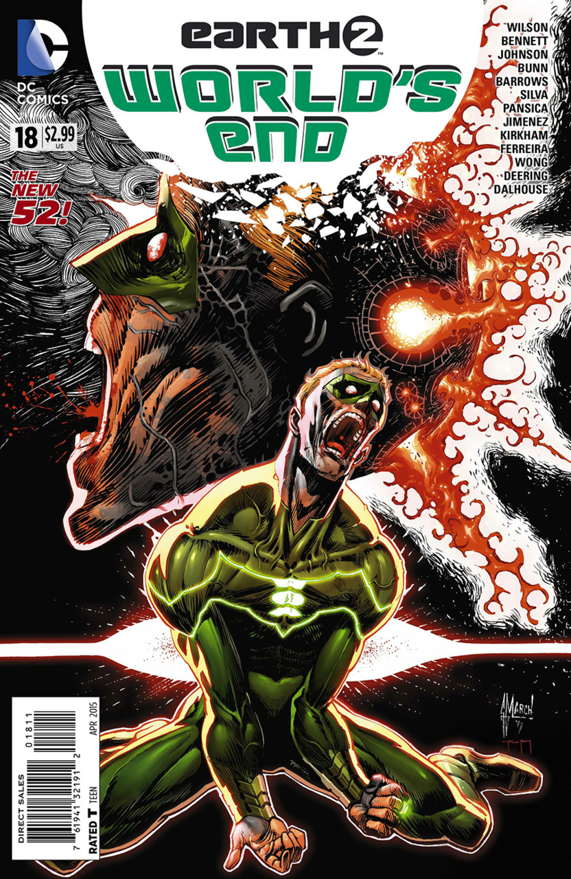 Earth 2: World's End #18