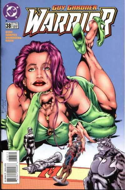 Guy Gardner: Warrior #38