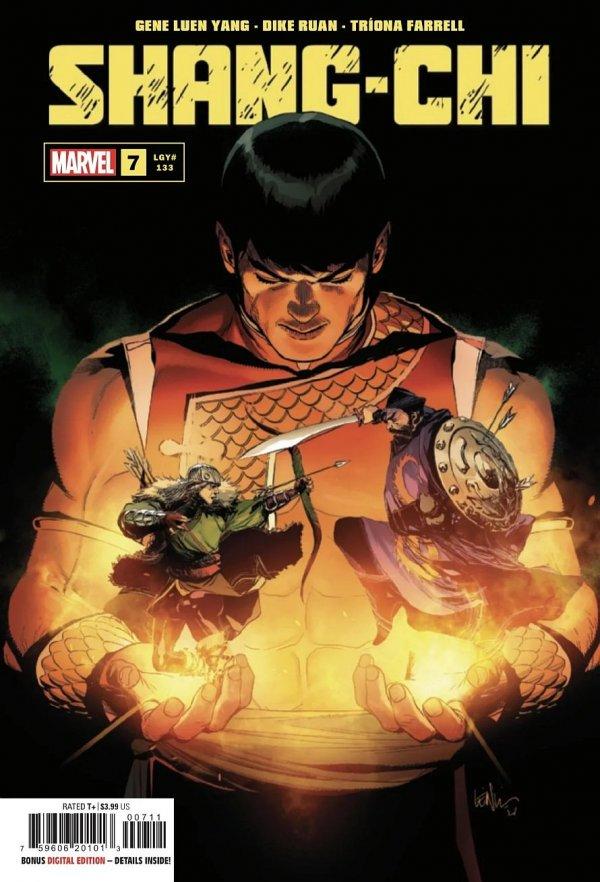 Shang-Chi #7