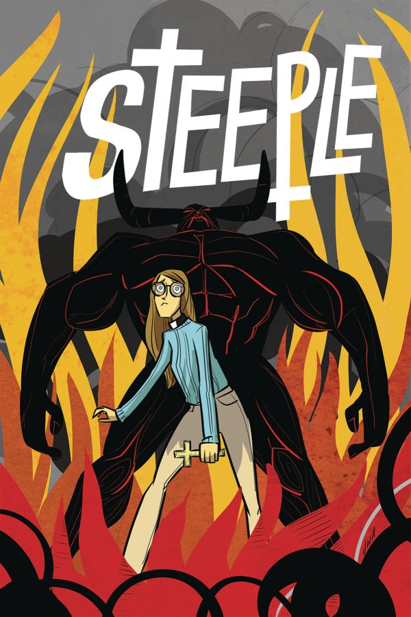 Steeple #5 review