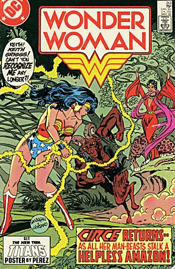 Wonder Woman #313