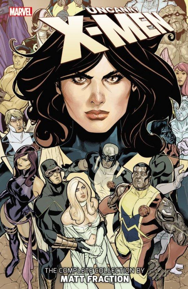 Uncanny X-Men Complete Collection By Fraction Vol. 3 TP