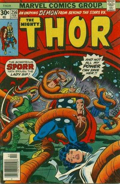 The Mighty Thor #256