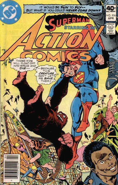 Action Comics #506