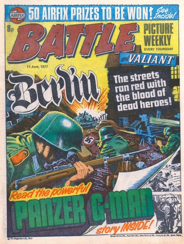 Battle Picture Weekly #119 (June 11th, 1977)