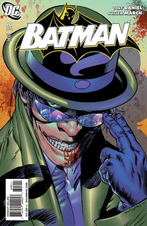Batman #698