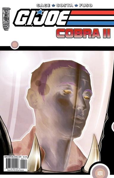 G.I. Joe: Cobra II #4