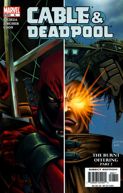 Cable & Deadpool #8