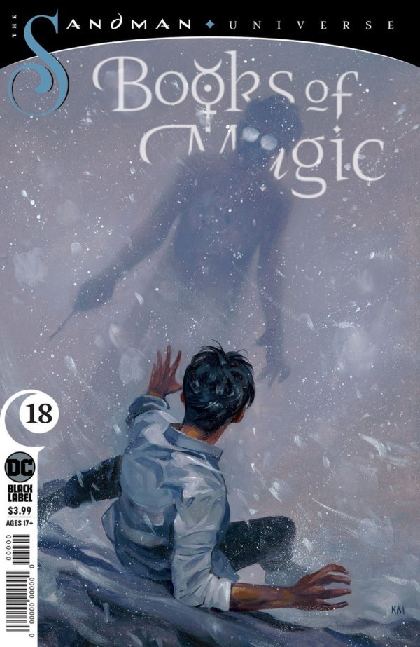 The Books of Magic #18 review