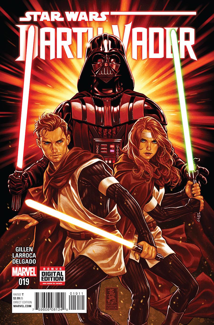 Star Wars: Darth Vader #19