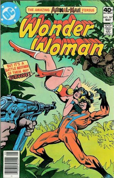 Wonder Woman #267