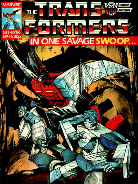 The Transformers #46