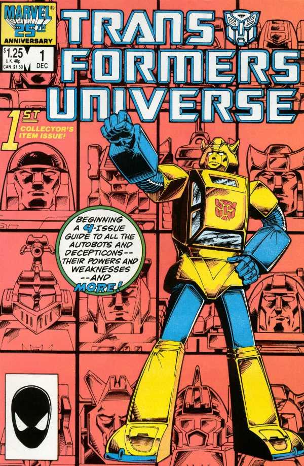 Transformers Universe #1
