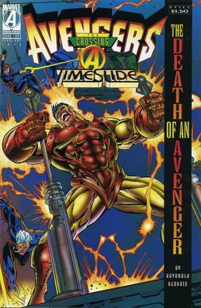 The Avengers #395