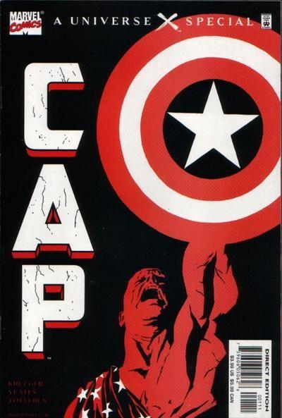 Universe X Special: Cap #1