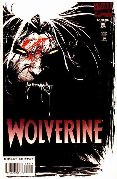 Wolverine #82