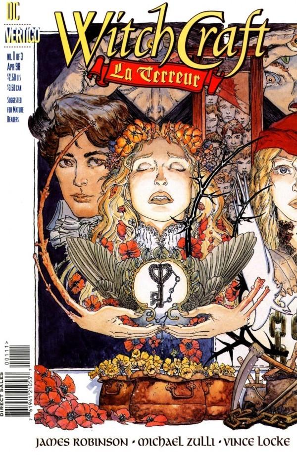 WitchCraft: La Terreur #1