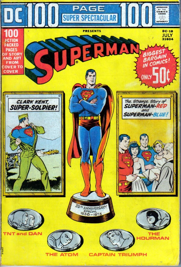 DC 100 Page Super Spectacular #DC-18