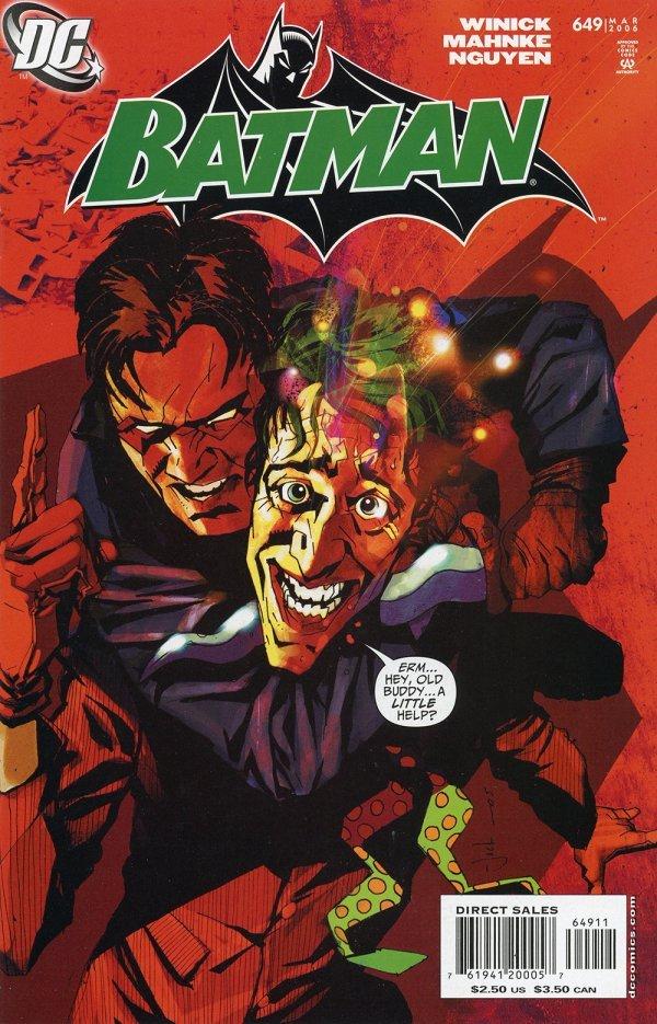 Batman #649
