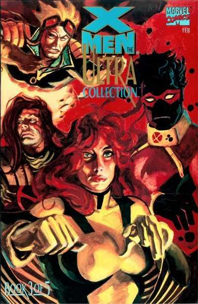 X-Men: The Ultra Collection #3