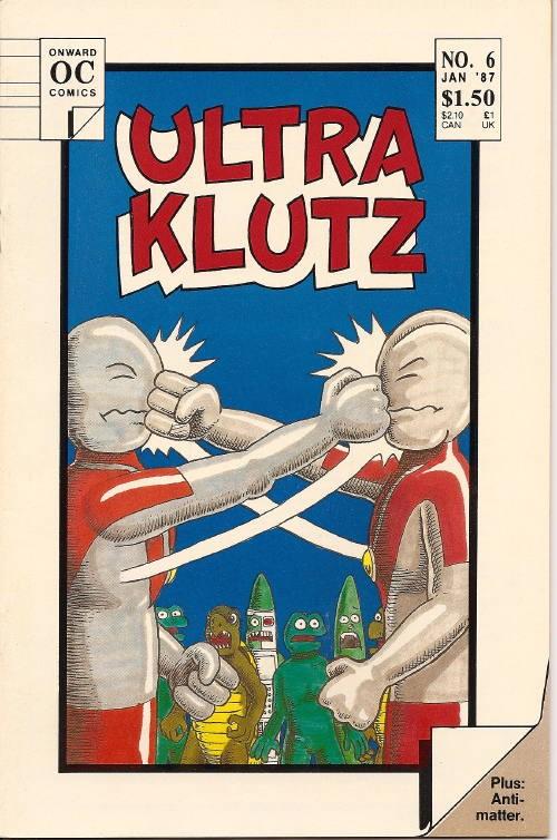 Ultra Klutz #6
