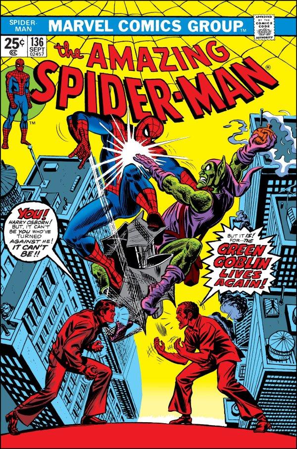 The Amazing Spider-Man #136